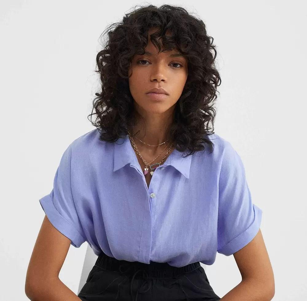 Blue Shirt outfit ideas