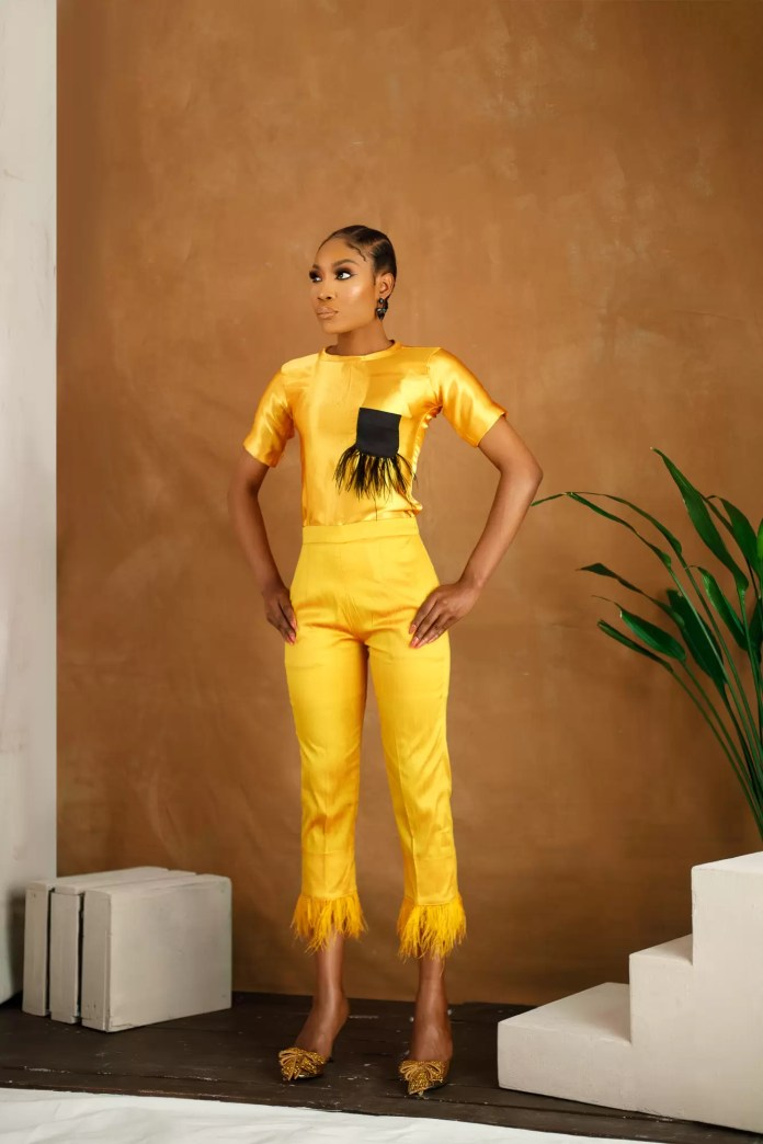 Take A Look At Kiki Okewale's Opulence Collection | SS20/21 8