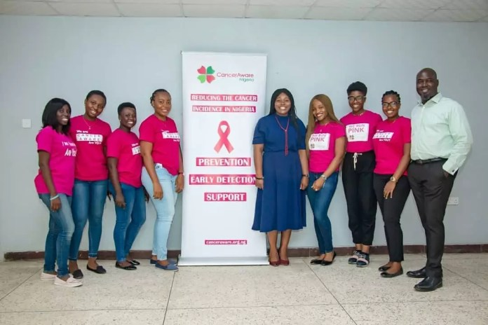 Our Mission At CancerAware Nigeria Is To Reduce The Rising Cancer Incidence In Nigeria - Tolulope Falowo 2