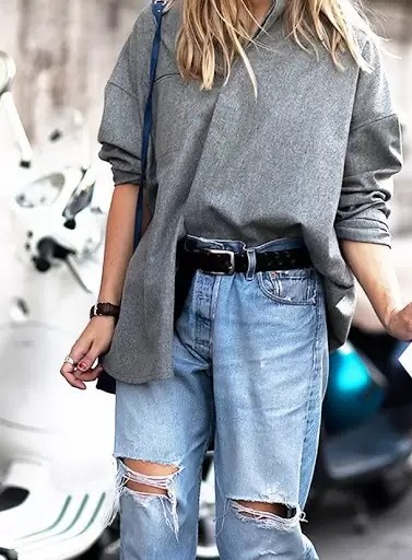 Baggy Jeans Are Back! Update Your Style Tips Here 5