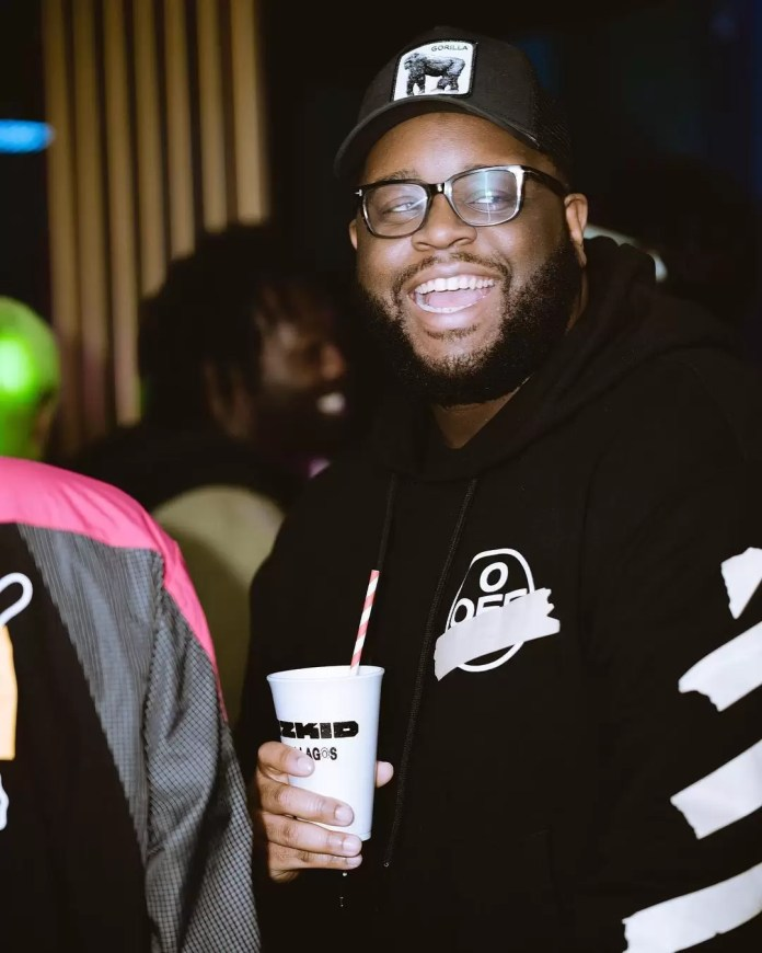 Don't Miss These Pics From Wizkid's Album Listening Party In London 6