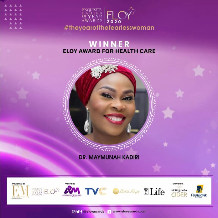 Tolu Bally, Toke Makinwa and More Emerge As The ELOY Awards 2020 Winners 14