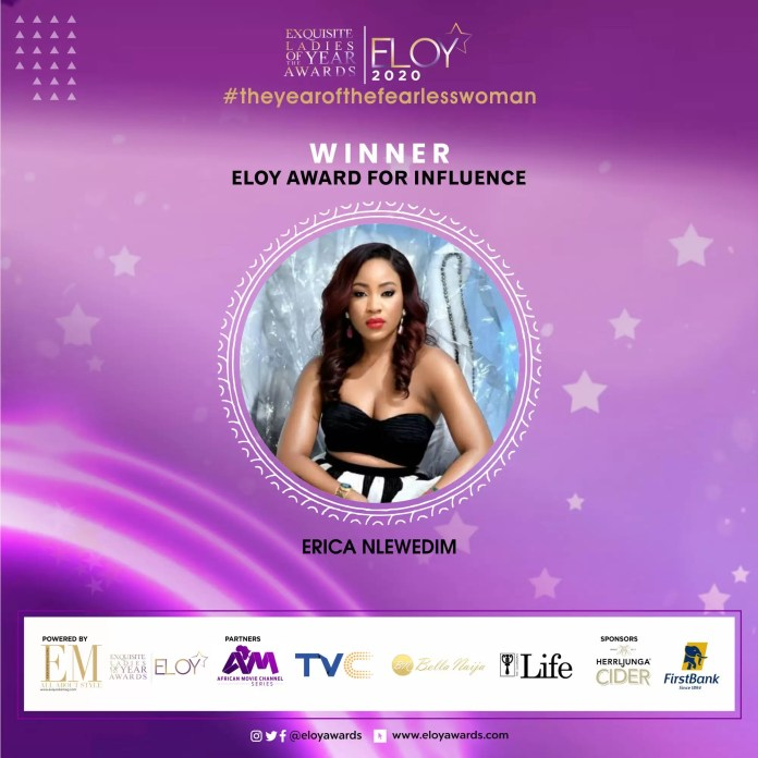 Tolu Bally, Toke Makinwa and More Emerge As The ELOY Awards 2020 Winners 9