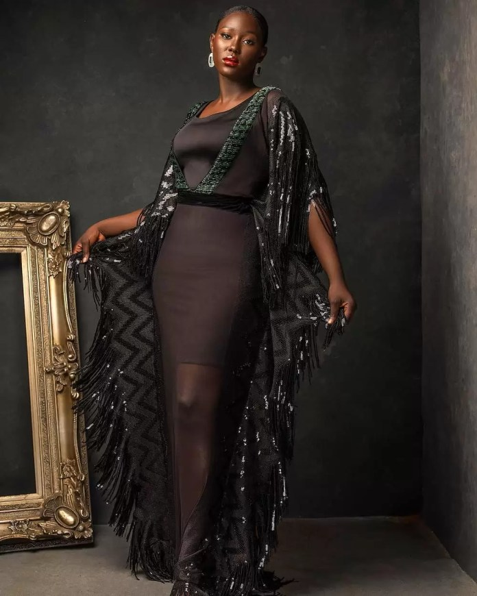 Constance Walter Has Christmas In Mind With Its 'Romantic Noire Collection' Featuring Shaffy Bello 10
