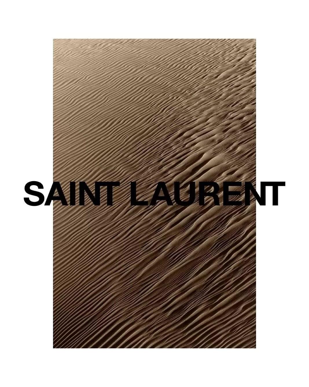 Saint Laurent's Summer21
