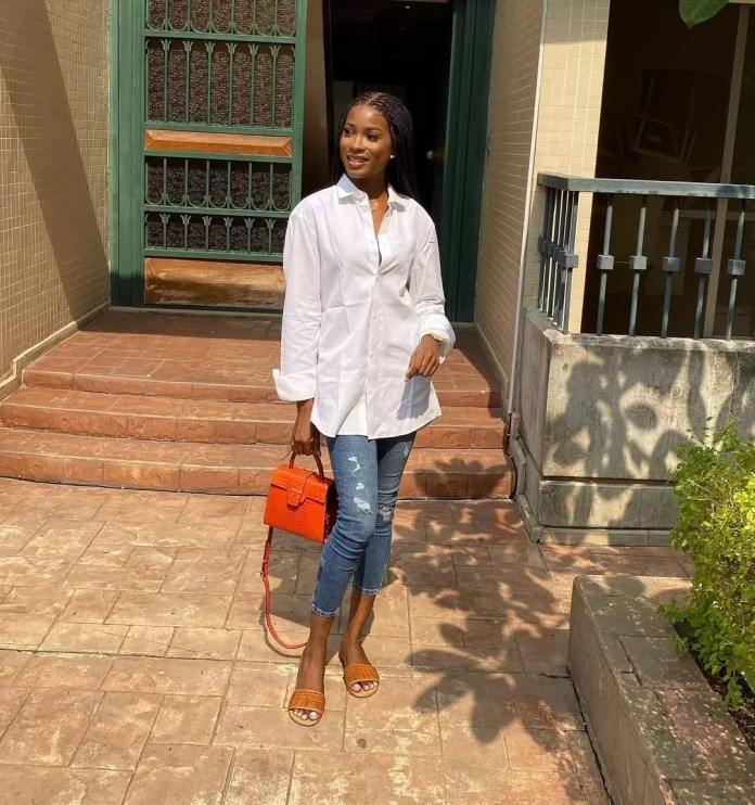 Jemima Osunde's Style Today Is Effortlessly Chic And We Love It! | Street Style 2