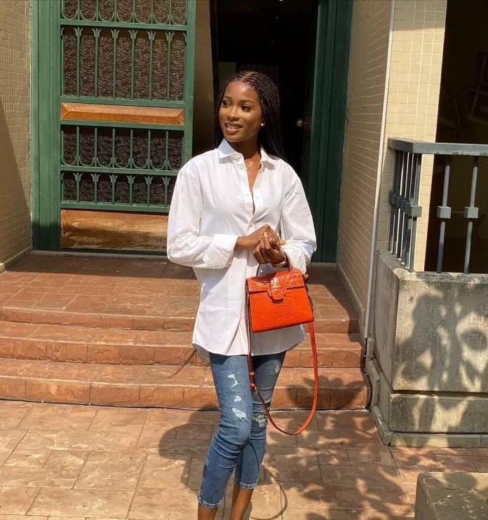 Jemima Osunde's Style Today Is Effortlessly Chic And We Love It! | Street Style 1
