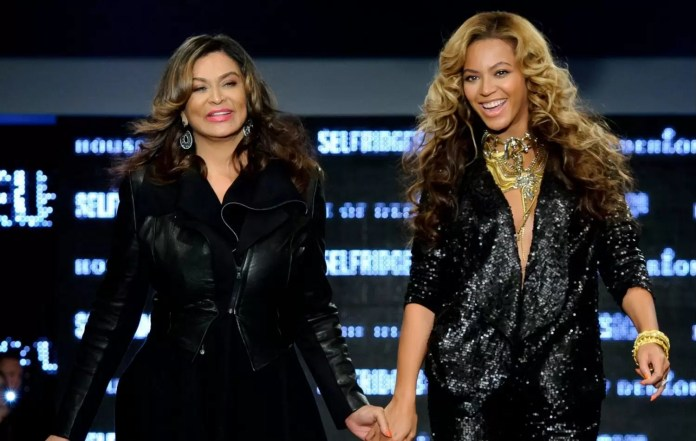 Beyoncé Celebrates Mum's Birthday With Lovely Words and Wishes 4