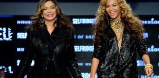 Beyoncé Celebrates Mum's Birthday