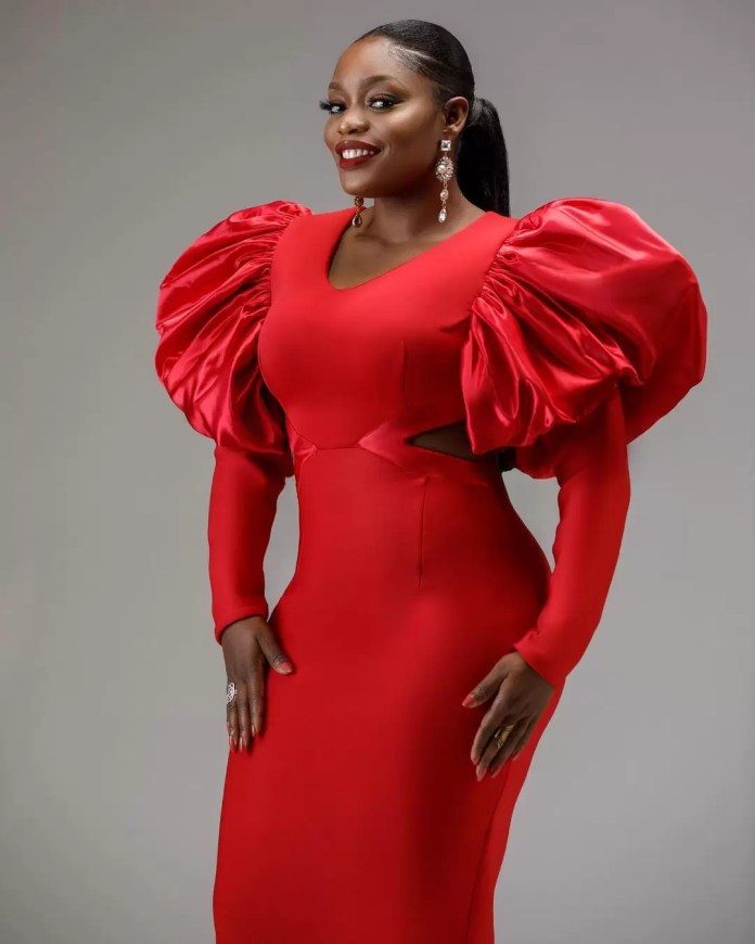 10 Valentine's Day Style Inspiration To Wow Everyone - Bisola Aiyeola