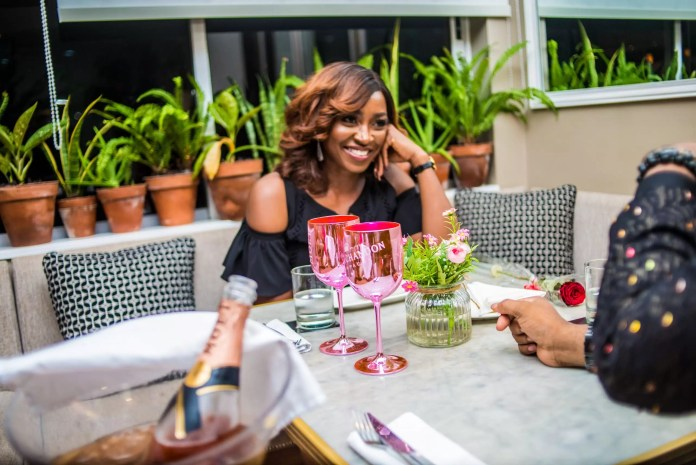'Moët & Chandon Hosts  Moët Valentine's Day dinner'