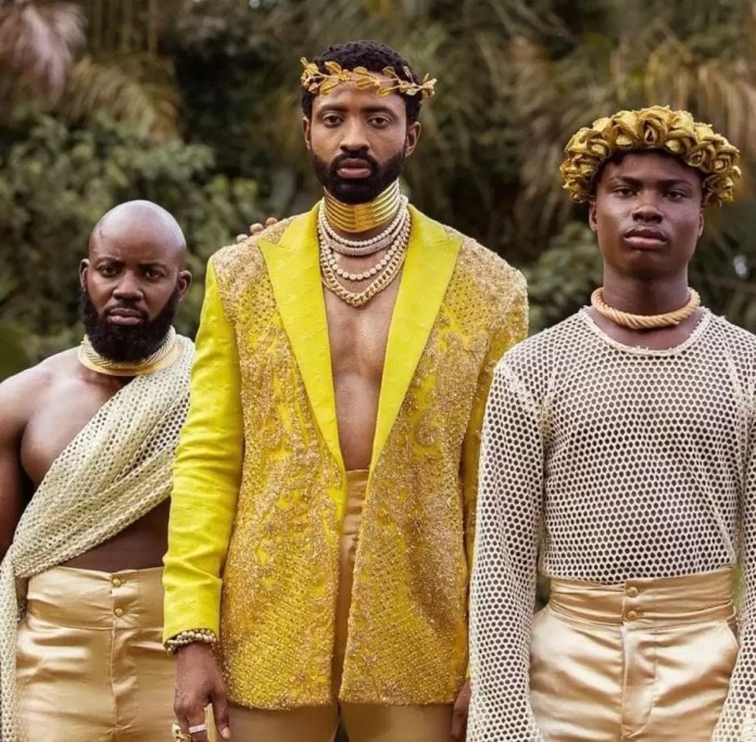 Ric Hassani's Latest Album 'The Prince I Became' Has Stolen Our Hearts