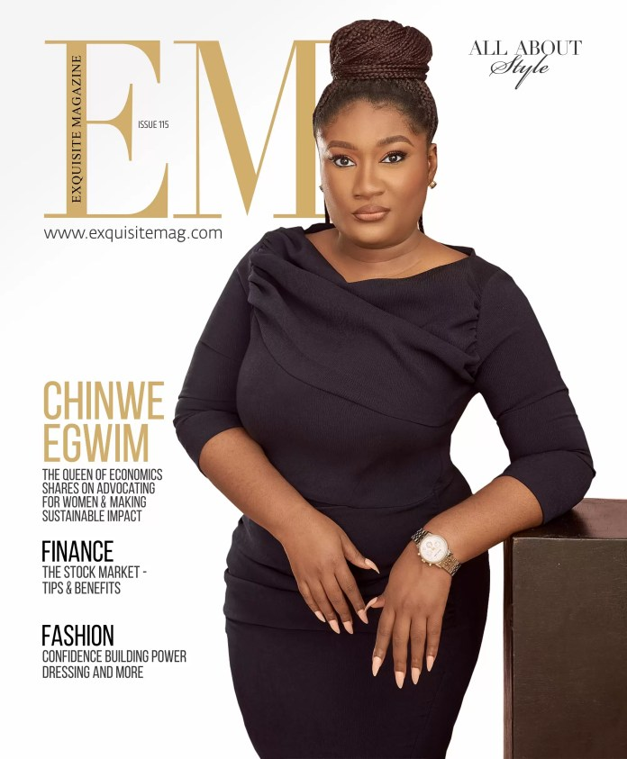 Exquisite Magazine March 2021 Edition Is Hot Off The Press