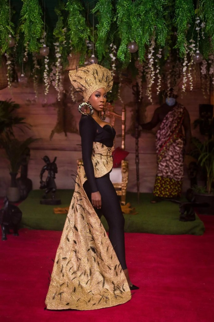 See Red Carpet Pictures From The Coming 2 America Premiere/Beverly Naya