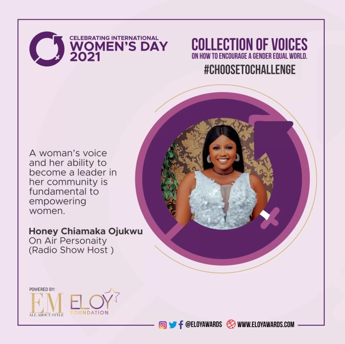 How Exquisite Ladies Are Celebrating International Women's Day 2021 15
