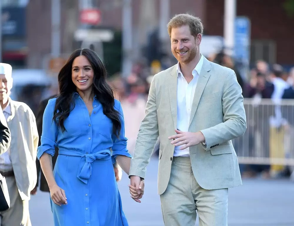 Meghan Markle and Prince Harry Are Expecting Baby No. 2!!