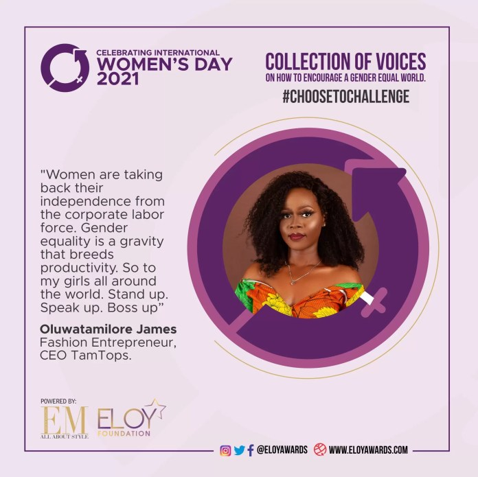 How Exquisite Ladies Are Celebrating International Women's Day 2021 4