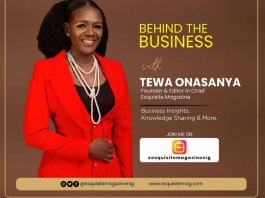 Behind The Business Episode 3 With Tewa Onasanya Featuring Dr Umeh