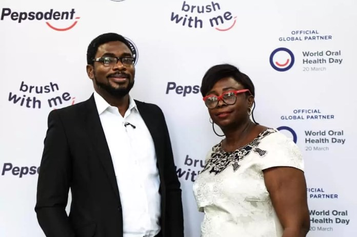 Actress Mercy Johnson, Otto Orondaam (Slum2school), Dental Professionals And Others Joined Pepsodent Round Table To Discuss The Importance And Actions To Foster Good Oral Hygiene With The Pandemic. 4