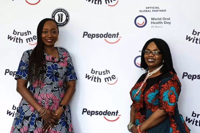 Actress Mercy Johnson, Otto Orondaam (Slum2school), Dental Professionals And Others Joined Pepsodent Round Table To Discuss The Importance And Actions To Foster Good Oral Hygiene With The Pandemic. 3