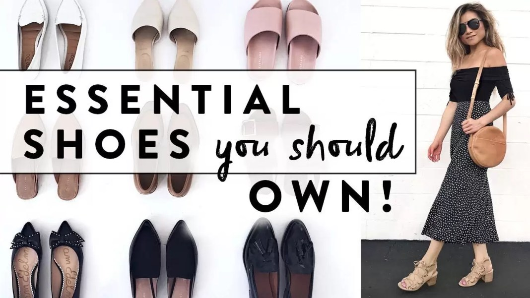 Must Have Shoes For Your Collection