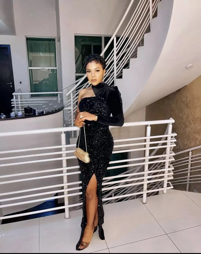 Wedding Guests Dazzle As Toyin Lawani Ties The Knot With The Love Of Her Life 1