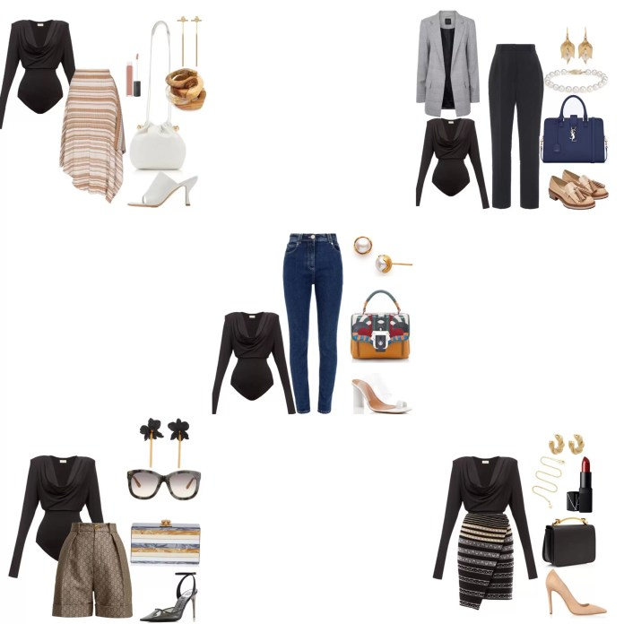 5 Ways To Style Your Bodysuit By Seventh Street Styling