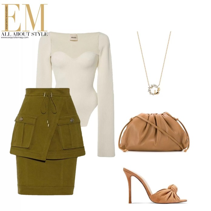Who Said Pencil Skirts Have To Be Boring? 3