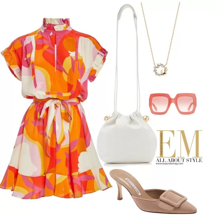 3 Ways To Wear Bright Colours