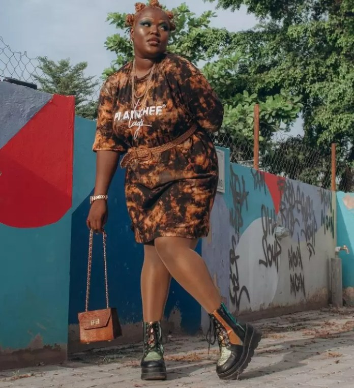 Style Q and A With Alexandra Obochi aka the Fatshionista 1
