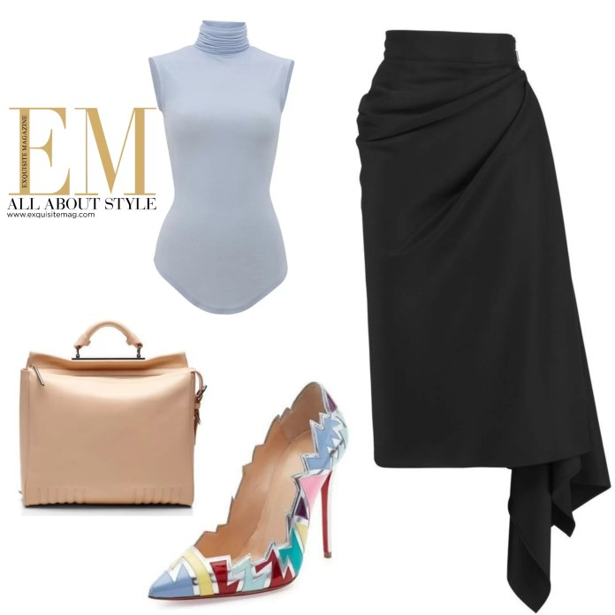 Asymmetric Pieces; An Easy Hack For A Stylish Look 1