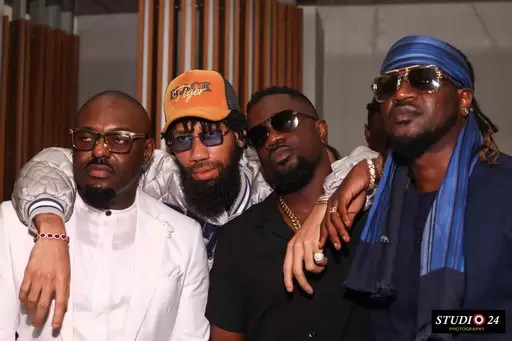 Jim Iyke Advocates Against Online Bullying; His Latest Film Bad Comments Premieres in Lagos 3