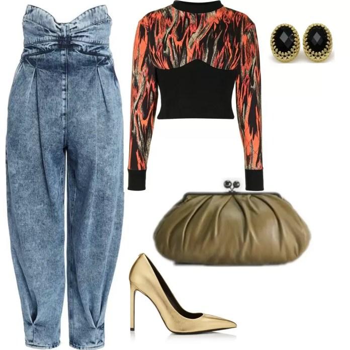 3 Ways To Style Highwaist Cuff Jeans 2