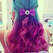 1000 cool dyed hair