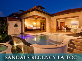 Sandals Regency La Toc Golf