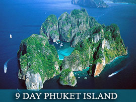9 Day Phuket Island Honeymoon, Thailand