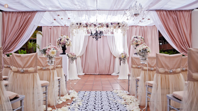 Design Inspiration: Wedding Arches