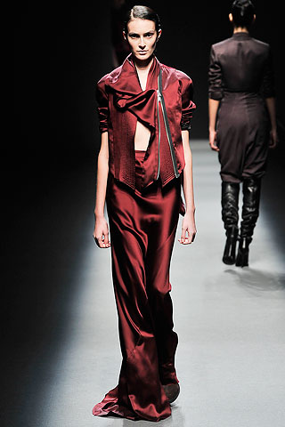 Haider Ackerman FAll 09