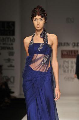 Modern Goddess at Gaurav Gupta