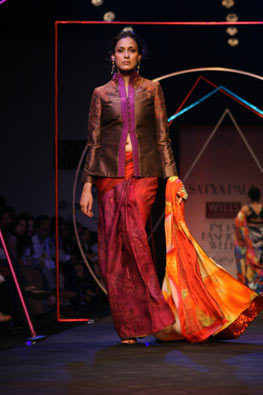 satya-paul-aw09-jacket-and-saree1
