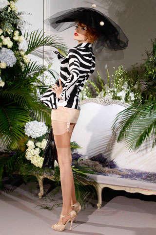 On fashion safari @ Dior Haute Couture