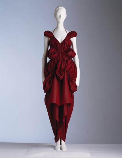 Hermaphrodite dress, 2005. Photo by William Palmer