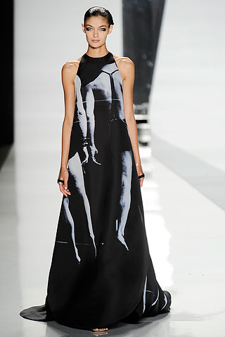 ralph rucci dress