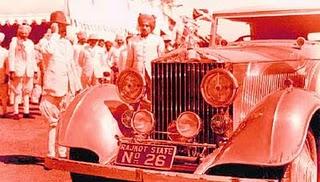 Rajkot Rolls: The Star of India