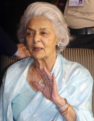 Maharani Gayatri Devi, Rajmata of Jaipur on exshoesme.com