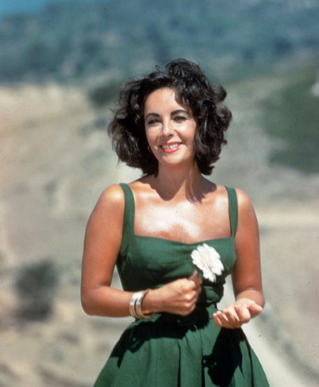 Elizabeth Taylor in 1959 in Suddenly Last Summer on exshoesme.com