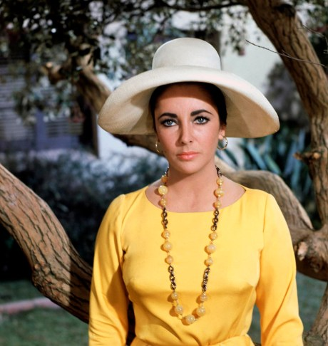 Elizabeth Taylor in The Sandpiper on exshoesme.com