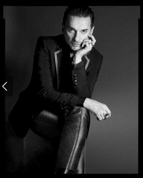 Godfathers of Glam - Dave Gahan on exshoesme.com