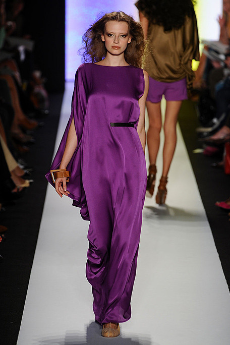 Ports 1961 Purple Gown SS11  on exshoesme.com