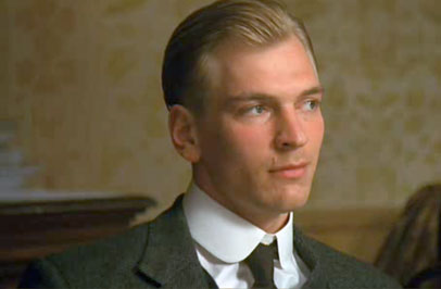 Julian Sands as George Emerson in Room with a View on exshoesme.com